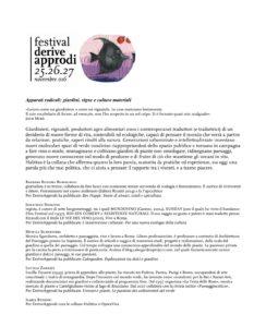 Programma Festival DeriveApprodi nov 2017_Cinema Palazzo_Andrea Di Salvo