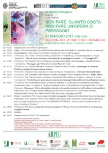 Auditorium parco della Musica - Festival_21-5-17_Paidea al paesaggio_Andrea_di_Salvo_Vìride