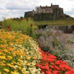 REPORTAGE. Andar per giardini. Lindisfarne Castle